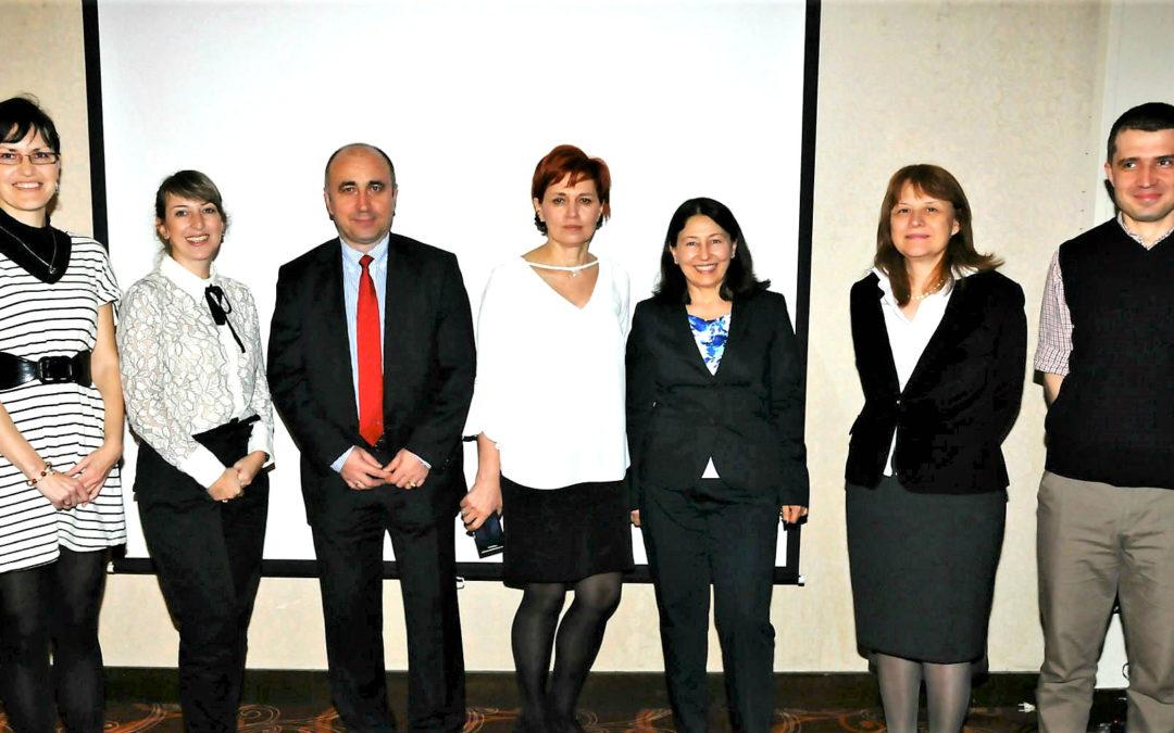 Представяне на GDPR директивата пред членовете на БАЛИ