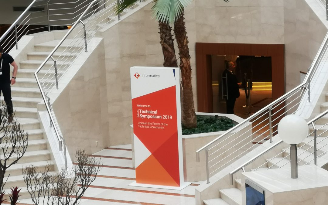Глобал Консултинг  посети Informatica ETS 2019